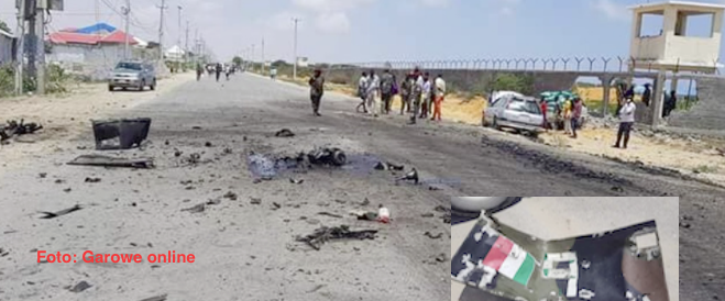 Somalia, autobomba contro i militari italiani, tutti salvi. Al-Shabaab rivendica