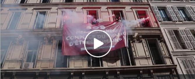 Marsiglia, assalto alla sede della ong Sos Mediterranée (video)