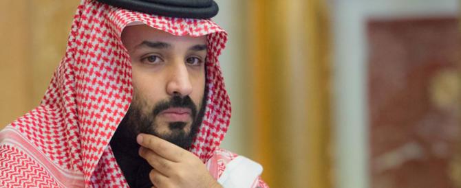 Ma si può scrivere che Bin Salman è un feroce assassino?