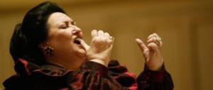 Addio a Montserrat Caballé, l'ultima grande soprano del '900 (video)
