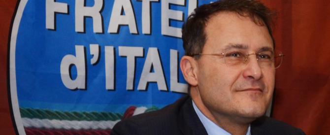 Reddito di cittadinanza, Cirielli: «Siamo al voto di scambio di Stato»