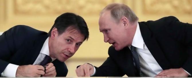 Putin ci dà una mano: «Disposti ad acquistare titoli italiani»