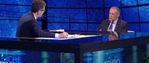 """""""Che tempo che fa"""", FdI all'attacco di Fazio: «Invita sempre Cottarelli»"""