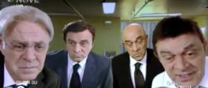 Crozza devastante: Calenda, Renzi, Gentiloni al capezzale Pd (video)