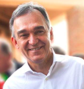 Il presidente della Toscana, Enrico Rossi