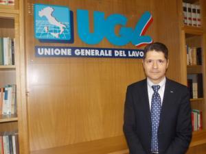 Ermenegildo Rossi, segretario Ugl