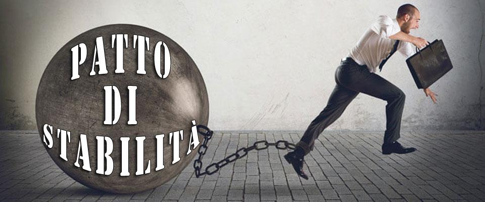 Il Patto Di Stabilit U00e0  U00e8 Contro L U0026 39 Italia E Ne Mortifica La Crescita