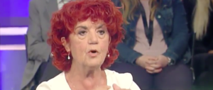 La Fedeli sproloquia sul fascismo: la Rauti la zittisce in diretta tv (video)