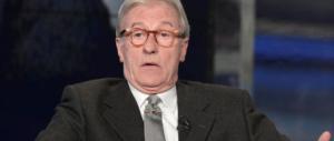 """Feltri brutale: """"Mediaset mi fa schifo"""". Poi il colpo di scena: """"Lunedì andrò…"""""""