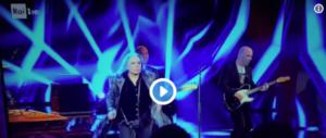 La caduta di Loredana Berté da Fabio Fazio: «Mi hanno gufato» (2 video)