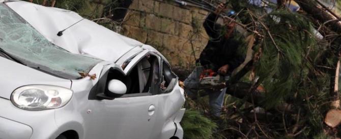 Maltempo killer, salgono a 10 le vittime, sette solo nel Lazio (video)