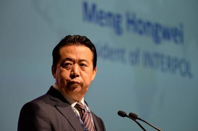 Francia, il capo dell'Interpol, Meng Hongwei, prelevato e sparito in Cina