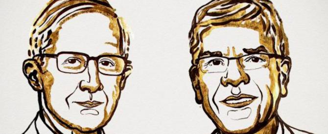 Clima e tecnologia incidono sui mercati: Nobel per l'Economia a due americani