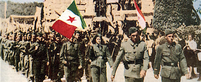 Saragat diede il cavalierato al feroce dittatore Tito. Il Friuli glielo toglie