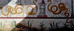 Pompei, la nuova meraviglia: nel mistero del giardino incantato (video)