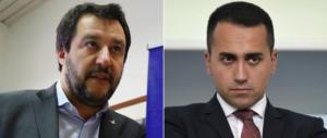 Scintille Lega-M5S. Salvini: «Per scemo non passo». Di Maio: «Non fare il fenomeno»
