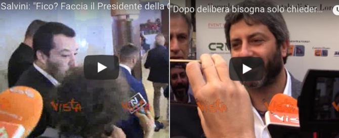 Lodi, botta e risposta al vetriolo. Fico: Salvini chieda scusa. La replica: pensi alla Camera (Video)