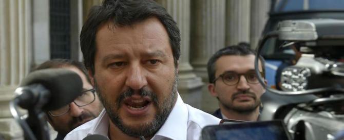 Salvini: «Voto a marzo? Si rassegnino, il governo durerà 5 anni»