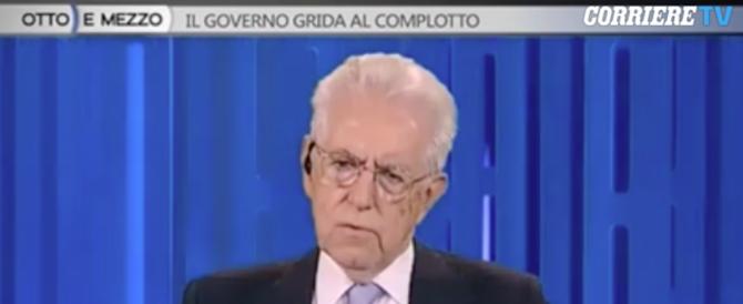Monti: durante la crisi del 2011 Soros mi telefonò per darmi consigli (video)