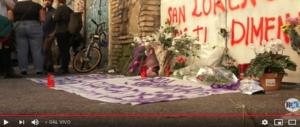 Salvini a San Lorenzo tra applausi e contestazioni: avevo portato una rosa…