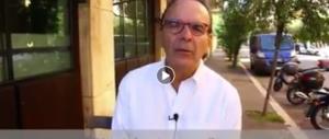 Parisi: «Roma sta morendo e la Raggi parla di Magna Charta» (video)