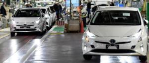 """La Toyota richiama oltre due milioni di auto: la """"Prius"""" principale """"indiziata"""""""