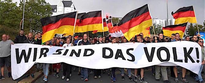Verdi e Destra alla conquista della Baviera: la Merkel data in forte calo