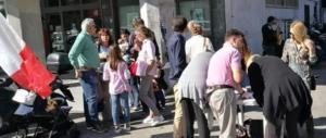 Rifiuti a Roma, a Balduina residenti infuriati: basta soldi all'Ama