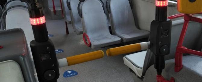 I tornelli sui bus? A Roma aiutano… i portoghesi. Il racconto di un viaggio