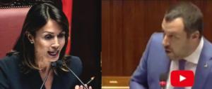 Il battibecco in aula tra Carfagna e Salvini diventa virale (video)