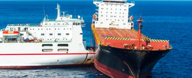 Disastro ambientale in Corsica: chiazza di petrolio grande quanto Firenze