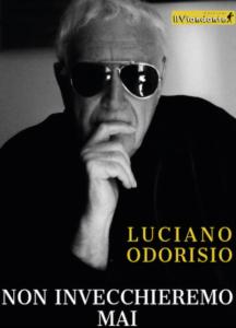 La copertina del libro di Luciano Odorisio