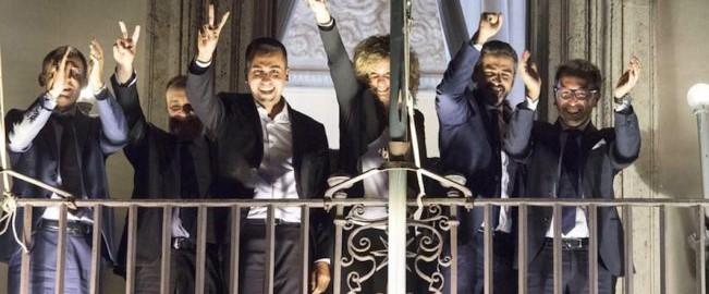 Il balcone di Luigi Di Maio non è fascista ma peronista. Ecco perché