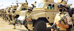 """Egitto, oltre 450 terroristi uccisi nell'operazione militare """"Sinai 2018"""""""