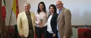 """Sicilia, Premio legalità della """"Giornata Tricolore"""" all'imprenditrice antimafia"""