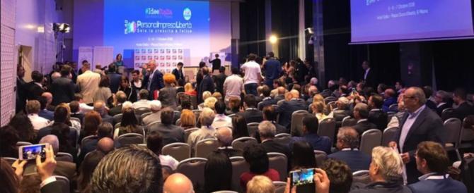 Forza Italia a Salvini: «Sei ad un bivio, la manovra è il tuo banco di prova»