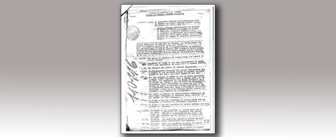 """2 agosto, la colossale """"bufala"""" delle targhe """"nere"""" del delitto Mattarella"""