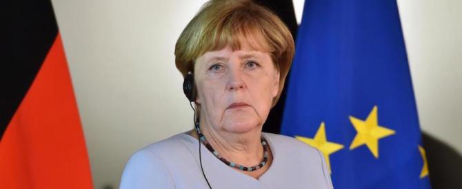 """La Merkel avverte l'Italia: """"Avete il dovere di garantire i conti pubblici"""""""