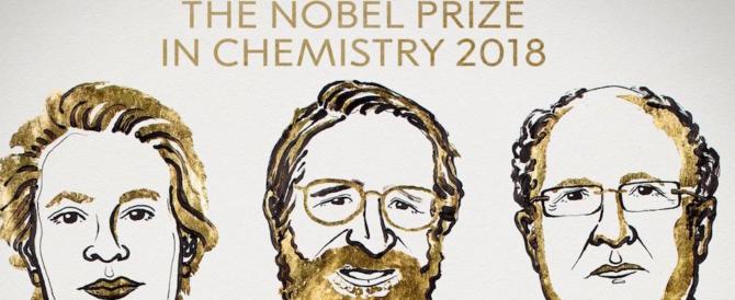 Anche il Nobel per la Chimica è donna: l'americana Frances  H. Arnold (video)