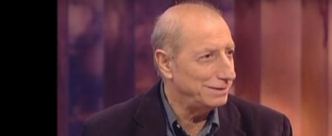 Domenica Live, Pippo Franco: «Vi racconto il mio incontro con Natuzza Evolo»