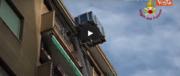 Ponte Morandi, gli sfollati tornano per la prima volta nelle loro case (video)