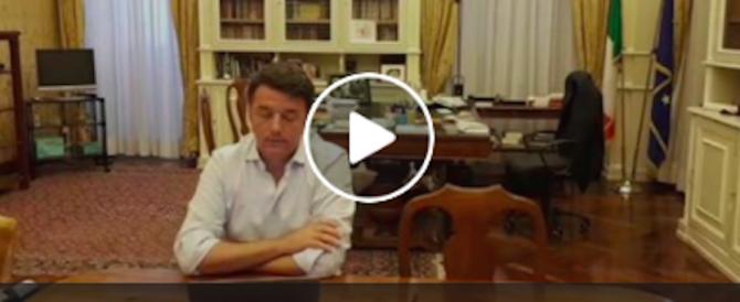 """Renzi: """"Voterei Sì al referendum sull'Atac"""". Sarà effetto boomerang? (video)"""