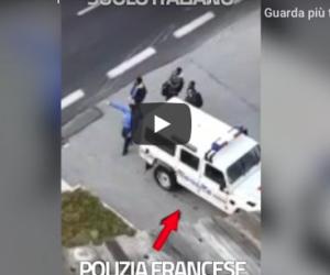 «Atti ostili dalla Francia»: Salvini accusa e pubblica un filmato (video)