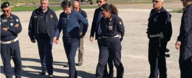 Maltempo, Conte in Sicilia: «Un miliardo per il dissesto idrogeologico»