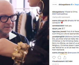 D&G accusati di sessismo: cancellata la sfilata-evento in Cina (video)