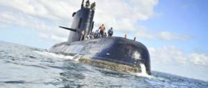 Ritrovato nell'Altantico il sottomarino argentino scomparso un anno fa