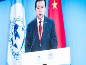 L'ex presidente dell'Interpol, arrestato per corruzione