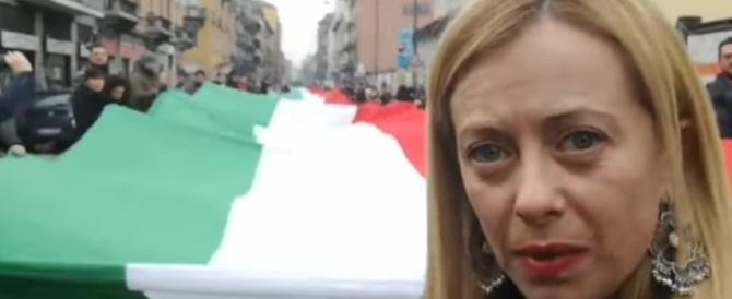 """4 novembre, Meloni: """"100 anni di Italia, di sacrifici, di eroi: noi ci crediamo ancora"""" (video)"""