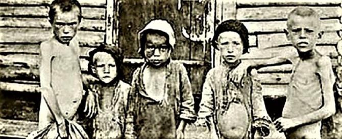 Un olocausto comunista nascosto dall'Occidente: la morte per fame
