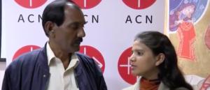 Il marito e una figlia di Asia Bibi